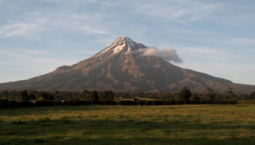 Mount Taranaki New Zealand  city photos gallery : Mt. Taranaki, New Zealand | Galen Gray Burrell